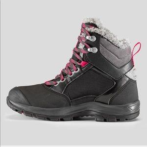 Decathlon Quechua SH520 Waterproof Hiking Boots